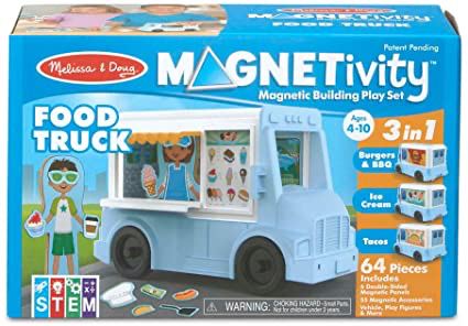 Magnetivity-Food Truck